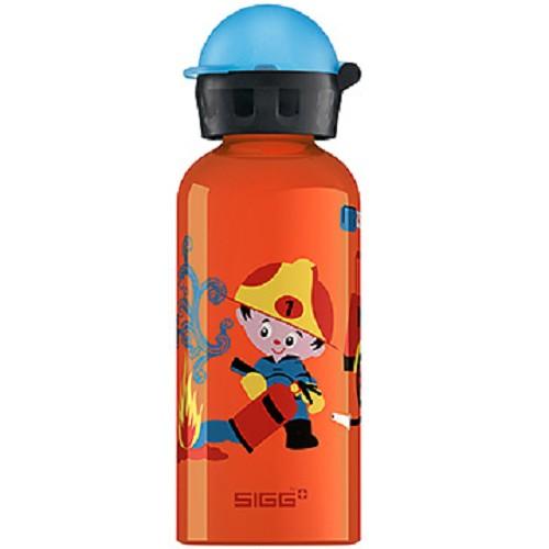 SIGG Water Bottle 400ml [SIG040832020] - Fire - Sport Water Bottle / Botol Minum
